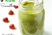 Smoothies/healthy drinks