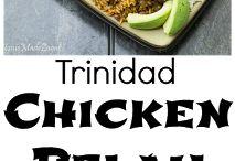 West Indian foods