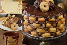 KOBLIHY = Doughnut (různé)