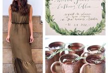 n d c // m o o d b o a r d s / Natalie Deayala inspired. Wedding mood boards.