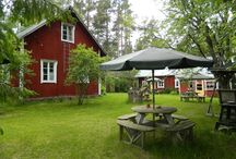 Maatilamatkailu Suomessa/Farm holidays in Finland