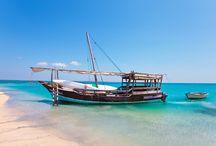 Reiseideen für Mosambik