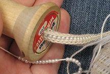 Вязание шнуров