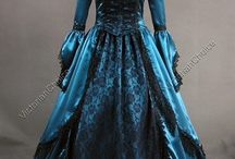 Victorian Dresses / by Batcheller Mansion