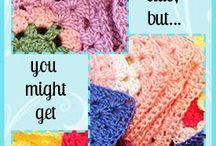 knit and crochet blankets