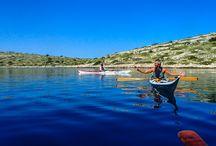 Croatia Kayaking the Dalmatian Coast / Kayaking the Dalmatian Coast in Croatia