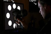 DIY Photography Lighting and Setup / How to create your own lighting and setup for your photography business  / by Colorvale