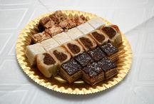 Produsele noastre / Prajituri, tarte si torturi doar dupa retete traditionale.
