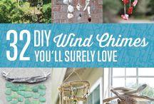 Wind Chimes & Dreamcatcher