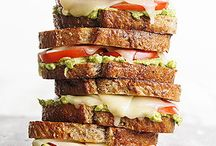 Toast & sandwiches all types