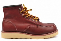Red Wing Womens Boots / by wang zubin