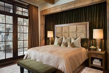 Bedroom Ideas / by Sandie Kensington