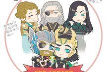The asgardians TM