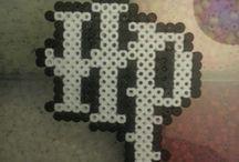 logo harry potter pyssla