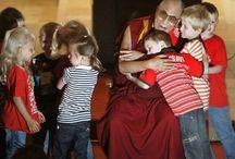 spirituele leraren / spirituele leraren uit het Tibetaans boeddhisme van wie ik onderricht mocht en mag ontvangen.