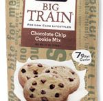 Big Train® Low Carb Baked Goods / by Big Train Inc