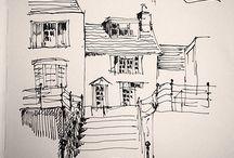 50 days sketching
