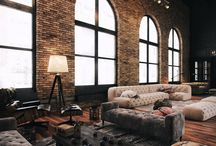 "Luke's loft / Luke Hemmings' Loft in ""Laws Of The Heart"""