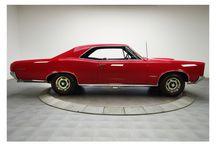 Cars, Pontiac / Pontiac Cars
