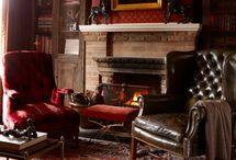 Cigar/Parlour Room ideas