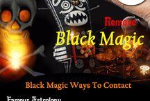 Remove Black Magic.