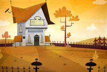 Backgrounds 4 animation