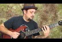 Guitar Lessons / Guitar lessons