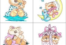 Teddy Bears of All Kinds! Watch for More!