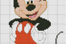 Disney Cross Stitch