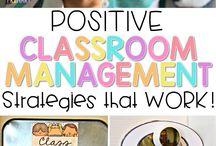 positive class management