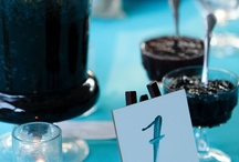 Decor // Place Names ~ Table Numbers