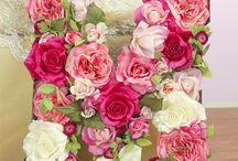 Kvety a pismenaa