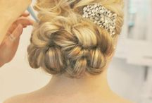 Updo's / Gorgeous, soft updo's