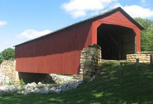 bridges & barns