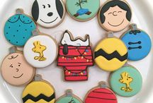 Charlie Brown party