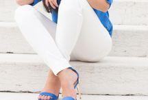 #mcfashion: Lookbook white pants / weisse Hose