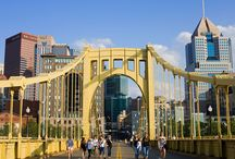 Pittsburgh and around Pittsburgh / Wonderful Places and Buildings around Pittsburgh, Photos and fun facts.