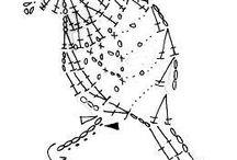 фигурки крючком