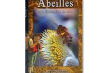 Livres / L'abeille, le miel, l'élevage, l'apithérapie... découvrez notre sélection !  Bonne lecture !