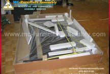 MC-Furniture Assembly Installations / RTA Furniture Installations