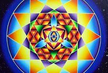 Mandala / mandale de colorat