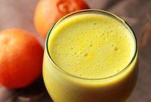 Koktajl z jabłka, selera naciowego, ogórka i pomarańczy – odchudzająco-antycellulitowy | Moja Delicja