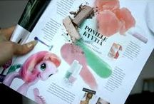Ponit. Pinkit. Muoviset. Plastic Pony