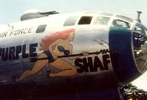 Nose Art / Drawings on planes , ships etc
