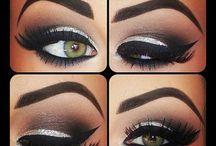 maquillar ojos de gato