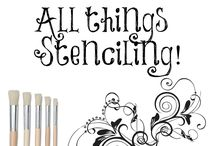 80+all things stenciling