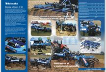 Rolmako - catalogue of the agricultural machinery 1/6 / Rolmako - catalogue of the agricultural machinery, farm machinery  www.rolmako.pl www.rolmako.com www.rolmako.de www.rolmako.fr www.rolmako.ru
