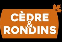 Cèdre & Rondins sur YOUTUBE