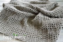 crochet throw blanket pattern