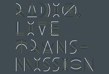 Type & Lettering Inspiration